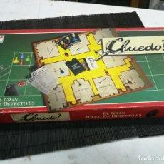 Juegos de mesa: ANTIGUO JUEGO CLUEDO DE BORRAS - C0MPLETO, LAS FICHAS ESTANCUBIERTAS A LAPIZ, REF. 7500. Lote 210704746