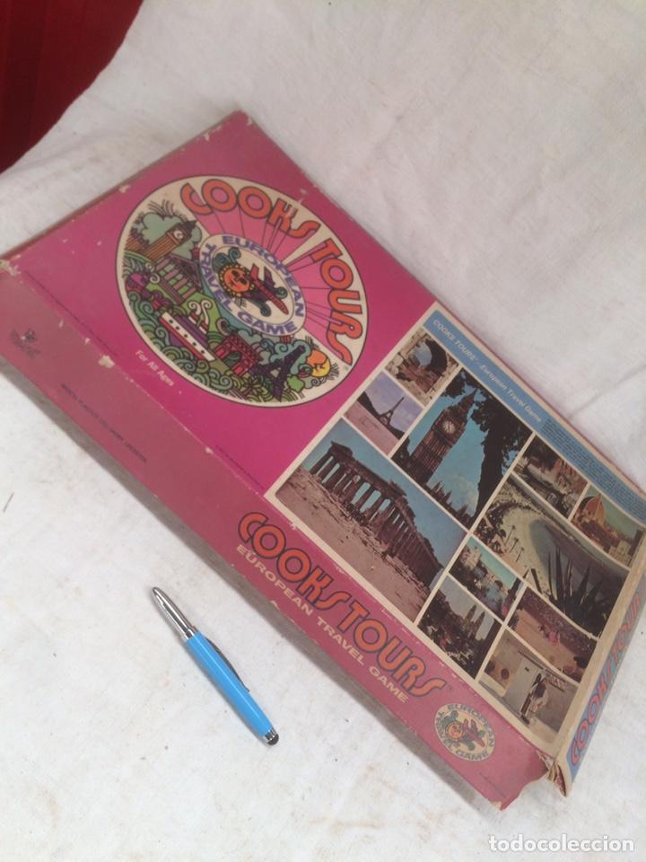 ANTIGUO JUEGO DE 1972! (Juguetes - Juegos - Juegos de Mesa)