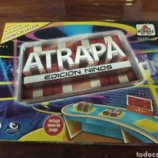 Juegos de mesa: ATRAPA EDICION NIÑOS. BORRAS. Lote 210845546