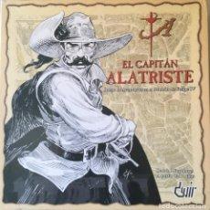 Juegos de mesa: EL CAPIRTÁN ALATRISTE. JUEGO DE AVENTURAS EN EL MADRID DE FELIPE IV. NUEVO. Lote 211277147
