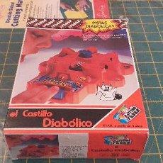 Juegos de mesa: EL CASTILLO DIABÓLICO. Lote 211385304