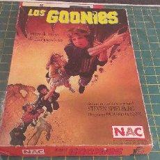 Juegos de mesa: LOS GOONIES. Lote 211390037
