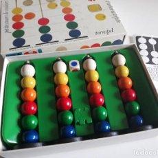 Juegos de mesa: JUEGO LAS TORRES DE COLORES DE JUMBO PARA EDADES A PARTIR DE 4 AÑOS. Lote 211420430