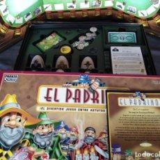 Juegos de mesa: EL PADRINO JUEGO DE MESA COMPLETO. CONTADAS PIEZAS. Lote 211421386