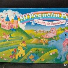 Juegos de mesa: MI PEQUEÑO PONY CASTILLO DE ENSUEÑO DE MB. Lote 211422531