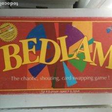 Juegos de mesa: BEDLAM 1998 JUEGO DE MESA KREATEN. Lote 211435685