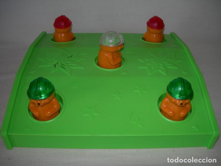 Juegos de mesa: DIVERTIDO JUEGO DE MESA GUACAMOLE // WHAC-A-MOLE // FABRICADO POR MATTEL - FUNCIONANDO - - Foto 3 - 211562847