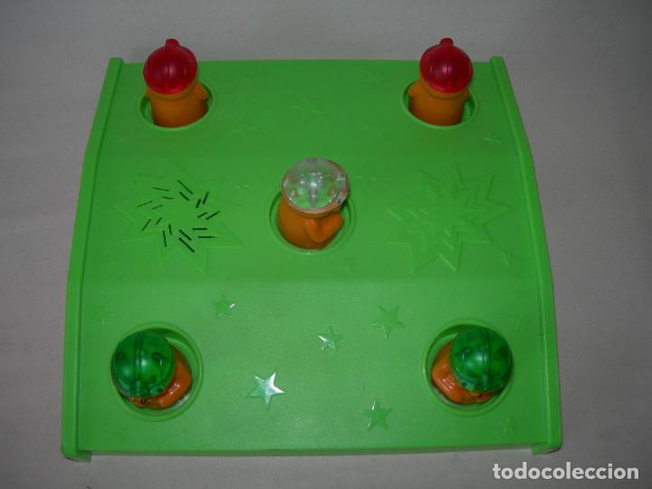 Juegos de mesa: DIVERTIDO JUEGO DE MESA GUACAMOLE // WHAC-A-MOLE // FABRICADO POR MATTEL - FUNCIONANDO - - Foto 4 - 211562847