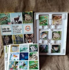 Juegos de mesa: JUEGO EDUCA, LOTO DE ANIMALES.. Lote 211702776