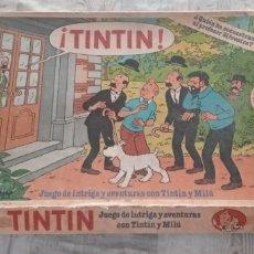 Juegos de mesa: JUEGO DE MESA TINTIN. Lote 267158804