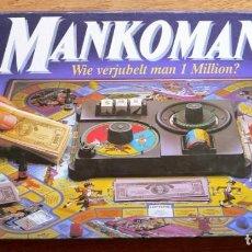 Juegos de mesa: MANKOMANIA , DE MB/PARKER, EN ALEMÁN Y HOLANDÉS, CASTELLANO TRAD. JUEGO DE MESA--HH . A ESTRENAR. Lote 212320930