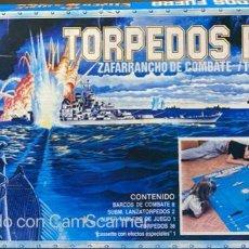 Juegos de mesa: TORPEDO FUERA. SOLAMENTE LA TABLA. FALOMIR. VER FOTOS. Lote 212355228