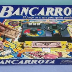Jeux de table: BANCARROTA DE MB AÑO 1985. Lote 212391418