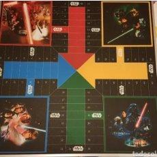 Juegos de mesa: PARCHÍS STAR WARS ENMARCADO. Lote 212522838