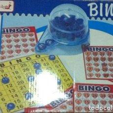 Juegos de mesa: BINGO DE FANTASTIK - JUEGO DE MESA--HH . NUEVO A ESTRENAR, SIN DESPRECINTAR. VINTAGE. Lote 212536843