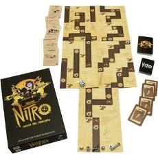 Juegos de mesa: JUEGO DE MESA NITRO LOCOS POR EL DESIERTO NUEVO. Lote 212580118