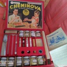 Juegos de mesa: ANTIGUO JUEGO CHEMINOVA N°1. Lote 212695775