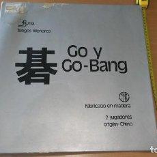 Juegos de mesa: JUEGO MESA GO Y GO - BANG JUEGOS MENORCA. Lote 212830853