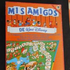 Juegos de mesa: MIS AMIGOS DE WALT DISNEY JUEGO DE MESA DE DISET, AÑOS 80 (CT2). Lote 213311755