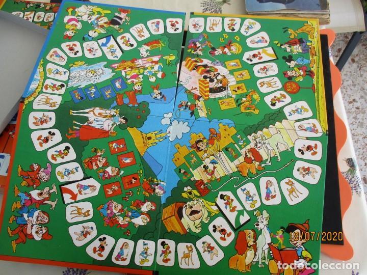 Juegos de mesa: MIS AMIGOS DE WALT DISNEY JUEGO DE MESA DE DISET, AÑOS 80 (ct2) - Foto 3 - 213311755