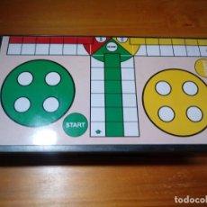 Juegos de mesa: JUEGO MAGNETICO DE VIAJE AJEDREZ DAMAS Y PARCHIS TODO EN UNO. Lote 213416158