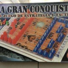 Giochi da tavolo: LA GRAN CONQUISTA JUEGO MESA ESTRATEGIA TACTICA KIDS FALOMIR BATTLE FIELD SHOGUI ESTRATEGO KREATEN. Lote 213437771