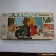 Juegos de mesa: HUNDIR LA FLOTA - MB JUEGOS. Lote 213583132