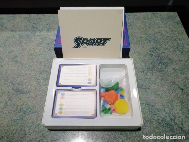 Juegos de mesa: Sport Trivial pursuit. Joc magistral. Edició Barça. Completo. - Foto 3 - 213765532