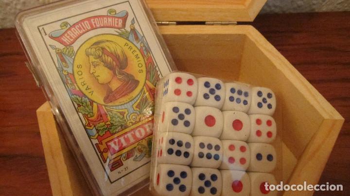 Juegos de mesa: DOMINO NUEVO INCOMPLETO. FALTA UNA FICHA - Foto 2 - 214079313