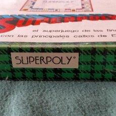 Juegos de mesa: SUPERPOLY DE FALOMIR. REF. 2000. Lote 214161521