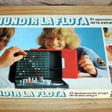 Juegos de mesa: HUNDIR LA FLOTA DE MB JUEGOS - AÑOS 80. Lote 214316767