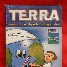 Juegos de mesa: TERRA JUEGO BRUNO FAIDUTTI - FORUM BARCELONA 2004. Lote 214377282