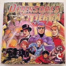 Jeux de table: DEFENSORES DE LA TIERRA DE CEFA, AÑOS 80, NUEVO. Lote 233388510