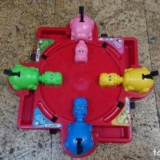 Juegos de mesa: MÍTICO JUEGO TRAGABOLAS DE MB AÑOS 80. Lote 214756241