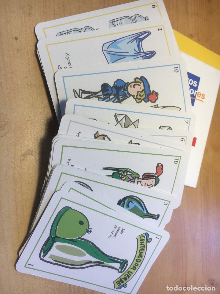 Juegos de mesa: JUEGO DE CARTAS:BURGOS DE COLORES- NUEVO- - Foto 2 - 214840451