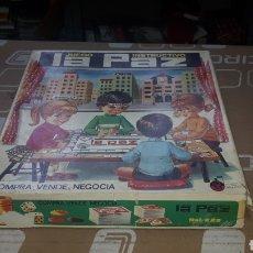 Juegos de mesa: JUEGO INSTRUCTIVO LA PAZ JUGUETES MEDITERRANEO REF. 225 LEER DESCRIPCION. Lote 215232637