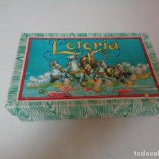 Juegos de mesa: JUEGO DE LOTERÍA O BINGO AÑOS 30. Lote 215443226