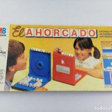Jeux de table: EL AHORCADO MB 1982. Lote 215559360