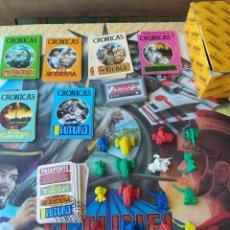 Juegos de mesa: ANTIGUO JUEGO EL TUNEL DEL TIEMPO (FEBER AÑOS 70. Lote 216484962