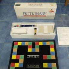 Juegos de mesa: JUEGO DE MESA PICTIONARY EDICIÓN OLÍMPICA DISET 1988. Lote 216847917