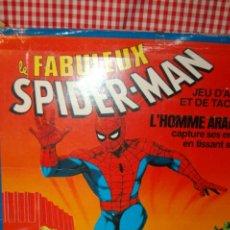 Juegos de mesa: ANTIGUO JUEGO DE SPIDERMAN DE IDEAL 1979. Lote 216954018