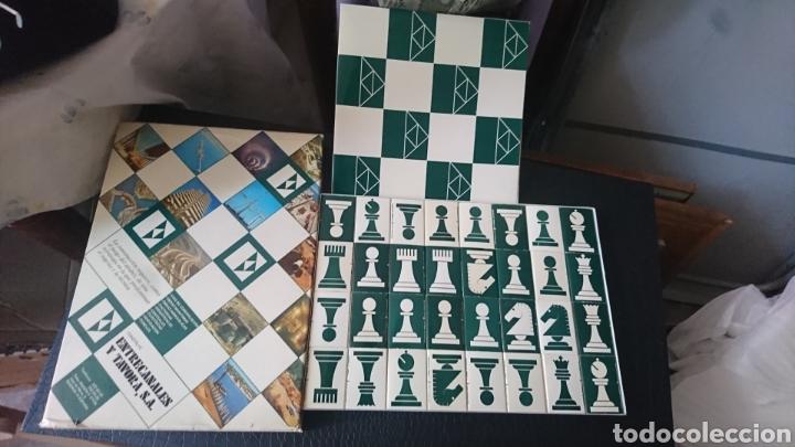 Juegos de mesa: AJEDREZ, ENTRECANALES Y TAVORA, S. A. - Foto 2 - 216983688