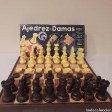 Juegos de mesa: AJEDREZ MAGNÉTICO. FABRICADO EN ESPAÑA.. Lote 217122701