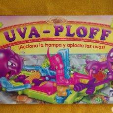 Giochi da tavolo: UVA-PLOFF. PLASTILINA SECA. CAJA ABIERTA. PARKER 1992.. Lote 217804817