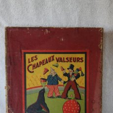 Juegos de mesa: LES CHAPEAUX VALSEURS - JUEGO DE MESA DE HABILIDAD - GB ATLAS PARIS - UNIS FRANCE -. Lote 218037691