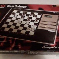 Juegos de mesa: MEPHISTO CHESS CHALLENGER AJEDREZ ELECTRONICO. Lote 218055603