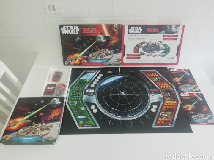Juegos de mesa: RISK STAR WARS NUEVO - Foto 2 - 218094481
