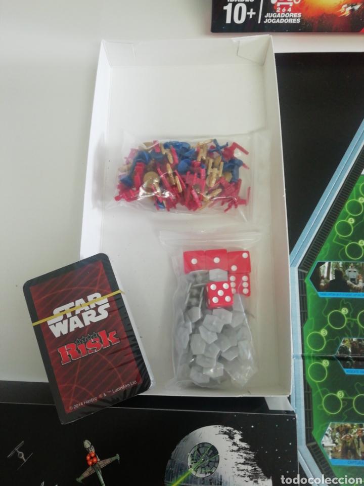 Juegos de mesa: RISK STAR WARS NUEVO - Foto 4 - 218094481