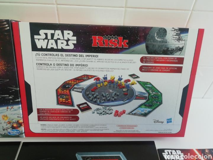 Juegos de mesa: RISK STAR WARS NUEVO - Foto 6 - 218094481