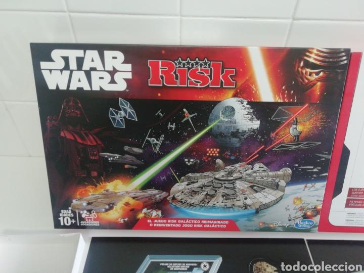 Juegos de mesa: RISK STAR WARS NUEVO - Foto 7 - 218094481